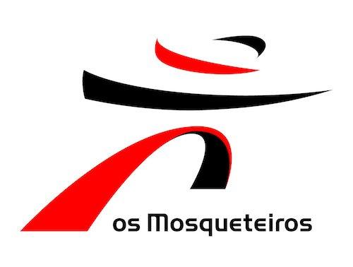 Logo Os Mosqueteiros