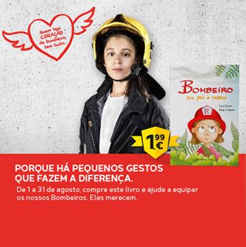 Ajude a equipar os bombeiros