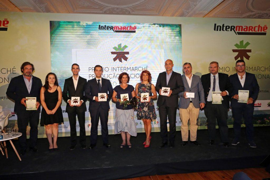 Vencedores da 5º edição do Prémio Intermarché Produção Nacional